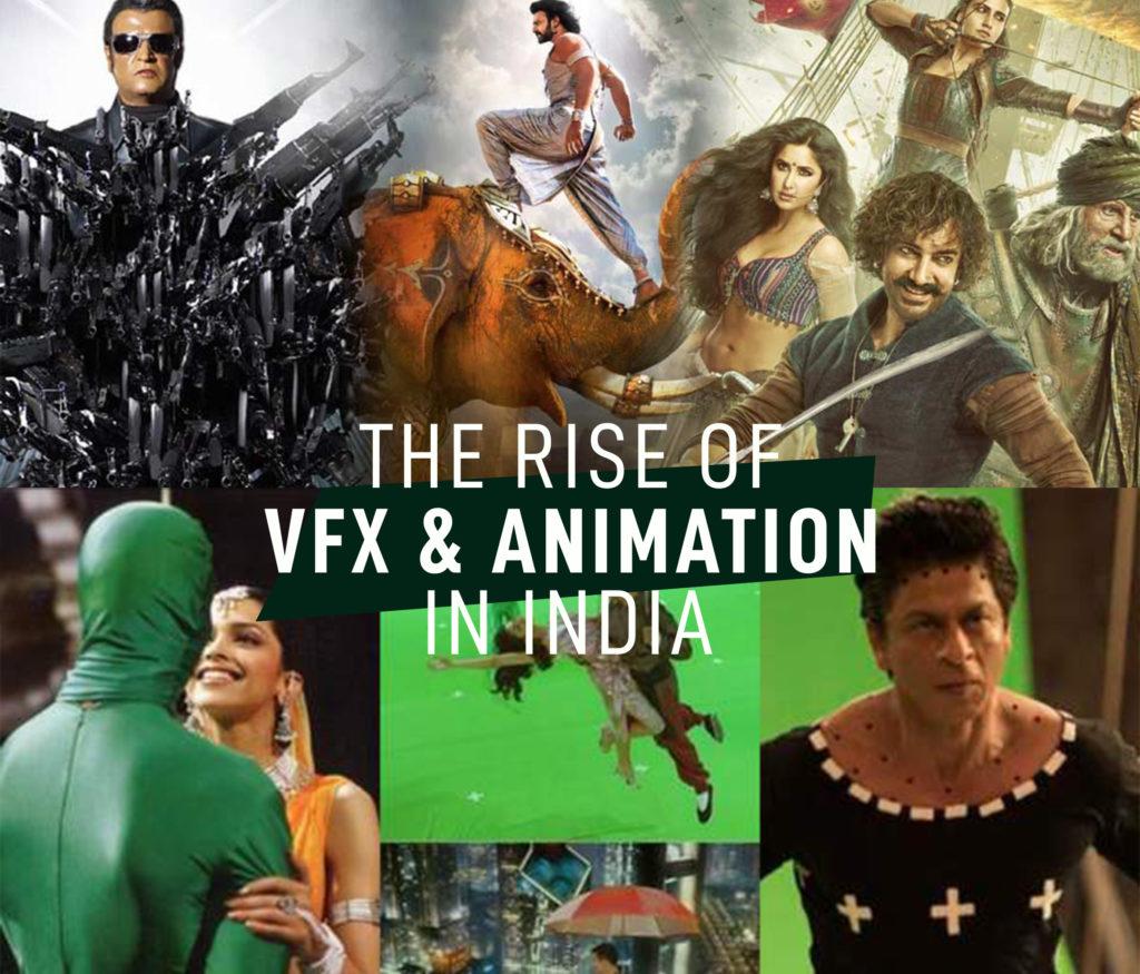 VFX IN INDIA
